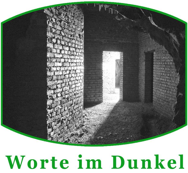 Worte im Dunkel