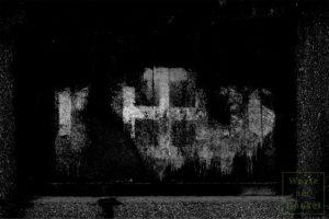 Das gleiche Bild wie oben – durch digitale Bildbearbeitung konnte ich das Kruckenkreuz und die Jahreszahl besser zu erkennen