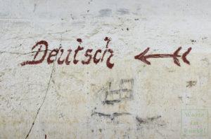 Wegweiser zum Bereich für deutsche Mitarbeiter