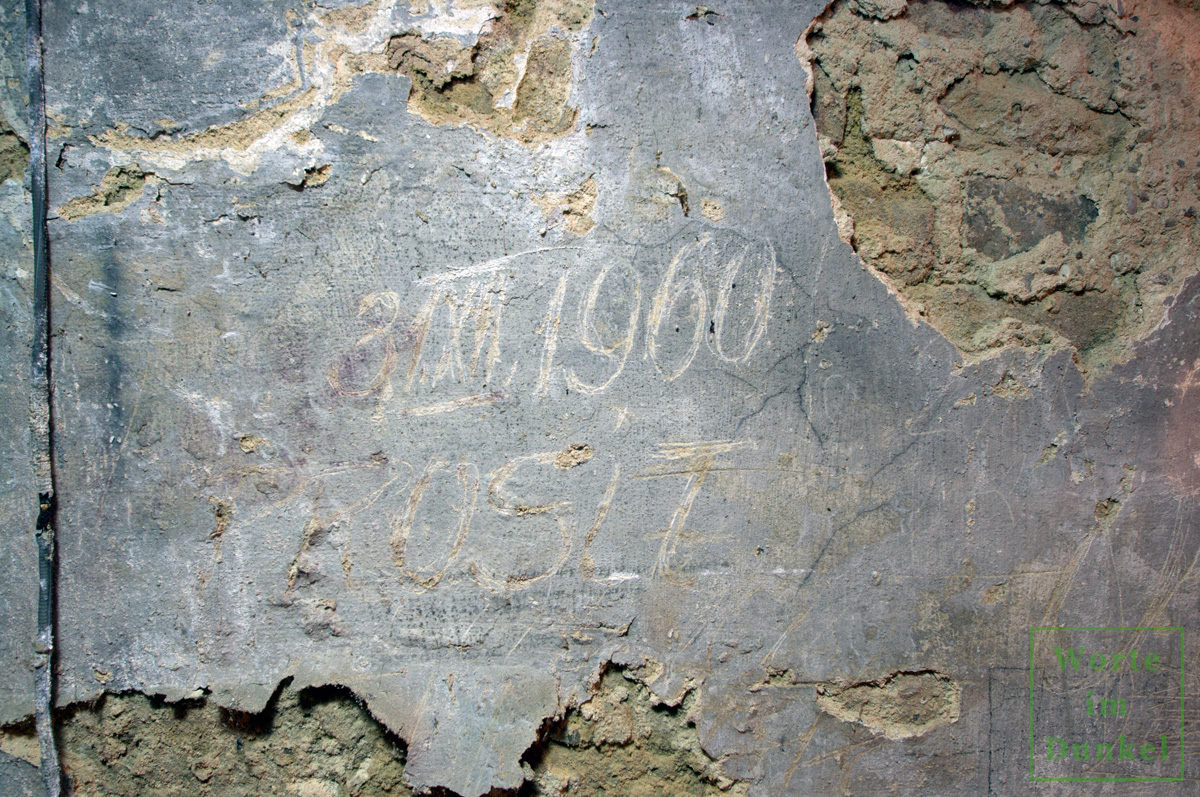 1960 verbrachte jemand Silvester im Keller eines Hauses der Inneren Stadt
