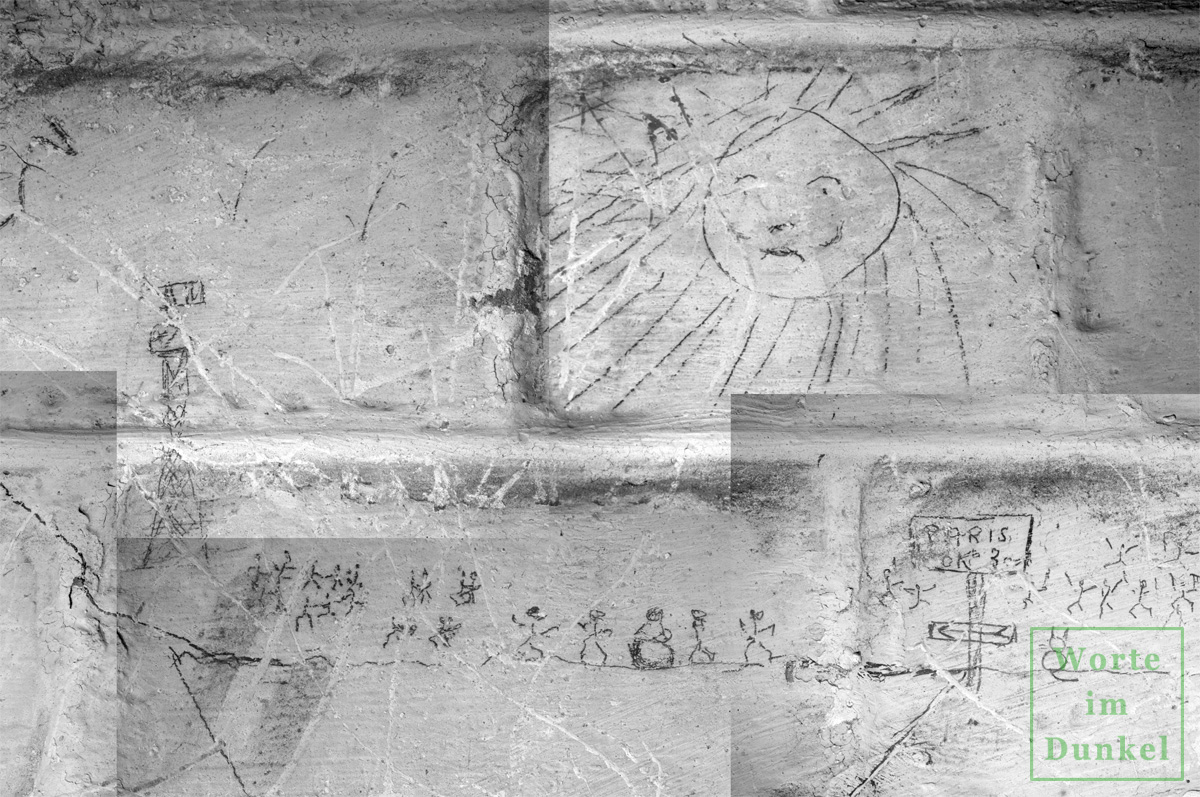 Detail – links ist der Eiffelturm zu erkennen
